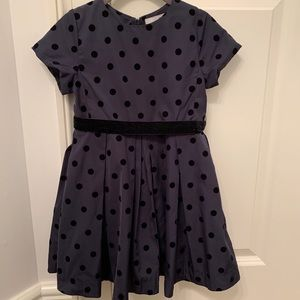French little girls holiday dress